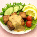 ☆サイコロステーキ・味噌マスタードソース☆