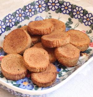 ビーガン☆おから黒糖バナナクッキー♪デイリーフリー