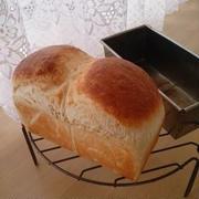 豆乳ミニ食パン♪アップルバタートースト・ピザトースト♪