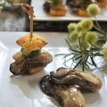 牡蠣のボーソー米油のオイル漬け