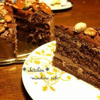 【バレンタイン】板チョコでとろけるチョレートクリームケーキ(改良版)