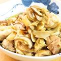 ご飯がススム☆鶏肉ときのこの炒め煮 by kaana57さん