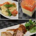 MayucafeCookingSchool「桃太郎トマトを使ったスイーツ&お料理レッスン」開催しました。 by 森崎 繭香さん