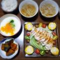 【家ごはん/献立】 しっとり柔らか♪ 茹で鶏 [レシピ] by こぶたさん