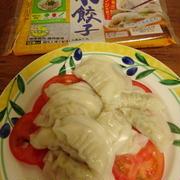 水餃子(紀文食品)