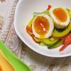 クミンで煮卵ピクルス