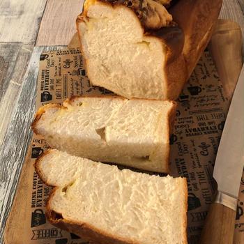 ダブルチーズバターブレッド