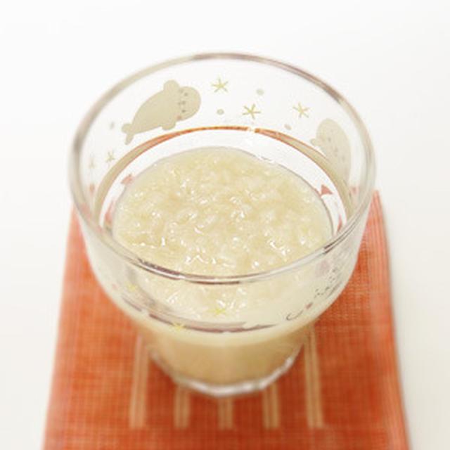 餅米と生麹で作る甘酒