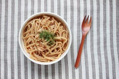 塩麹が隠し味♪ ツナの洋風パスタと宅配野菜Oisixのこと。