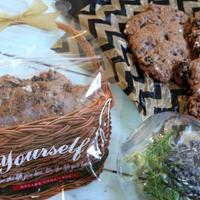 【簡単!バレンタインレシピ】オレオとチョコのカントリークッキー