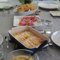 ハムとチコリのオーブン焼き