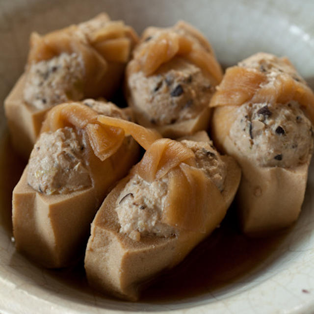 いこみ凍み豆腐(高野豆腐)