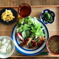 【エダジュン食堂】柚子胡椒のグリルチキン