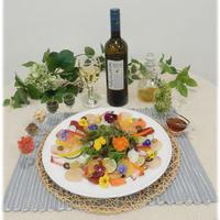 白ワイン「ビオンタ」☆オトナ女子のための楽しく学ぶサントリーワインイベント♪