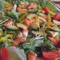 ■レシピ紹介 エビとアボガドのサラダ