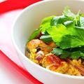【姫ごはん☆美脚強化月間】カラダが健康であれば脂肪がつきにくいカラクリ『うなぎの卵とじ丼』