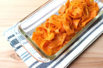 日持ちする簡単常備菜レシピ。子供がよろこぶカレー味にんじんピーラーサラダ