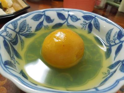 花柚子、甘露煮
