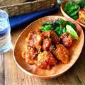 ♡フライパンde超簡単♡鶏のはちみつ味噌照り焼き♡【鶏もも肉*簡単*時短*お弁当*作り置き】