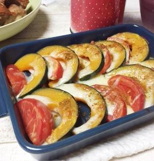 さっぱり&おいしい♪夏の時短レシピ その5 かぼちゃにガラムマサラ