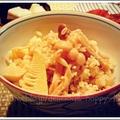 白いキノコご飯 by PROUDさん