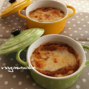 簡単!オニオングラタンスープのレシピ
