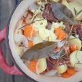 アルザスの郷土料理ベックオフをお手軽材料で簡単に!
