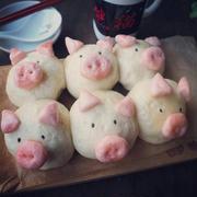 今日は3男運動会でした❤️週末は中華で乾杯♪ぶーさんちぎり豚まんを改めて❤️