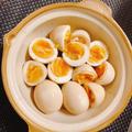 簡単!すぐできる煮卵 おつまみ お弁当
