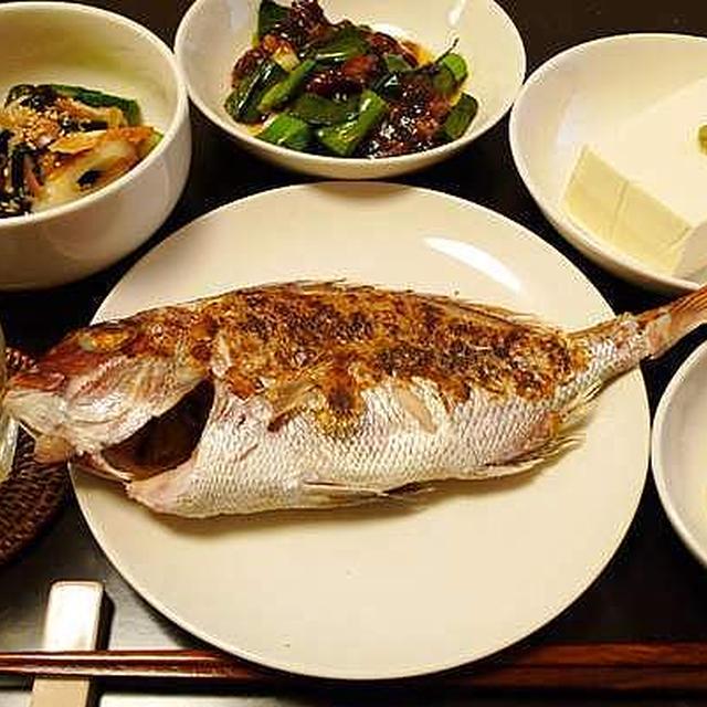 塩焼き 甘鯛 甘鯛の旬や特徴は?刺身・塩焼き・松かさ揚げなど人気のレシピをご紹介