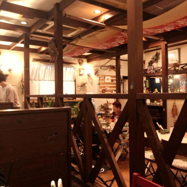 『土浦市 ハワイダイニング En楽』で外食