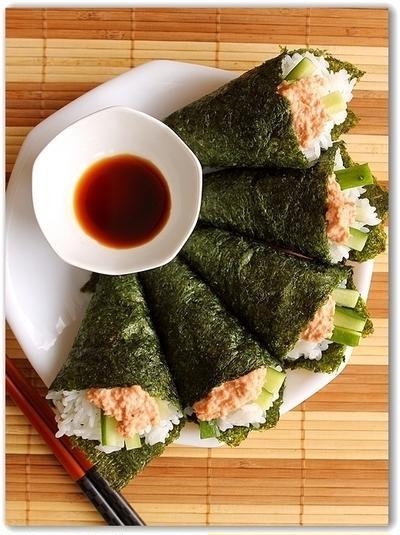 家族で楽しむ♪手巻き寿司の変わり種レシピ7選