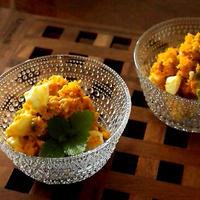 簡単レシピでHAPPYハロウィン・かぼちゃサラダ&つくり置き♪