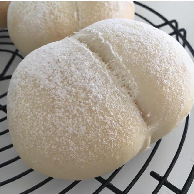 やわやわハイジの白パン