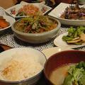 和食おかずいろいろ。
