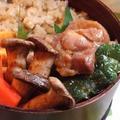 スモーク風味鶏弁当 by ひろりんさん