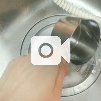 ♪ 排水口掃除~清潔リセット~