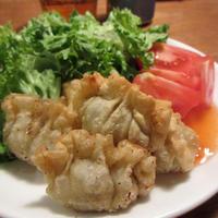 suntoryクラフトセレクト「ペールエール」とスイートチリソースで食べる揚げ餃子
