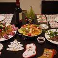 簡単に出来ちゃう♪クリスマスパーティー☆メニュー by とまとママさん