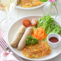 【ドイツ料理】自家製セージで作る『極上♡本格手作りソーセージ』レンチン調理でヴルスト!