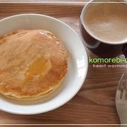 バターミルクパウダー入りパンケーキ レシピ編