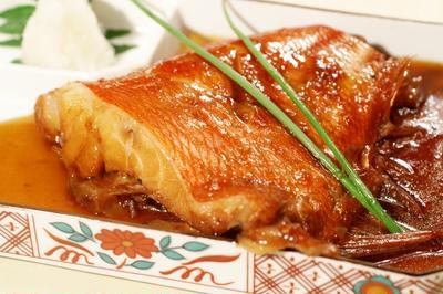 <よろこばレシピ>【金目鯛の煮付け】主人の大好物でした♪/四季折々の園芸も^^