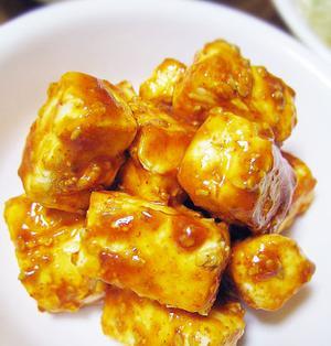 クリームチーズのキムチ