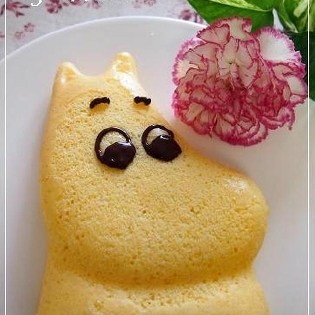 ムーミンのケーキ♪