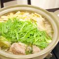 水菜使い切り♪大根と豚肉のはりはり鍋。 by きちりーもんじゃさん