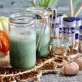 スパイス香る!オリジナルチャイミックスで作るグリーンアーモンドミルクチャイでアンチエイジング by chie/ローフード麹発酵料理家さん