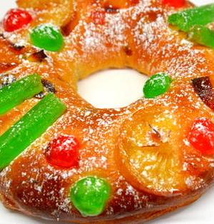 クリスマスのお菓子 ボーロレイ