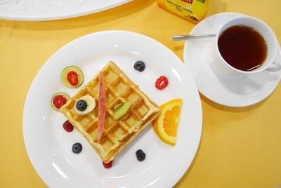 ひらめき朝食!