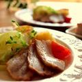 【レシピ×3】「塩豚作り方とオーブン焼き」「塩豚のポトフ」「柚子塩」とおからパウダー勉強会参加!