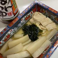ウドのつゆ煮~☆